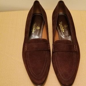 49beade0ded45 Brooks Brother Brown Suede Classic Loafers